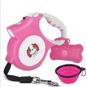 Small Retractable Dog Leash